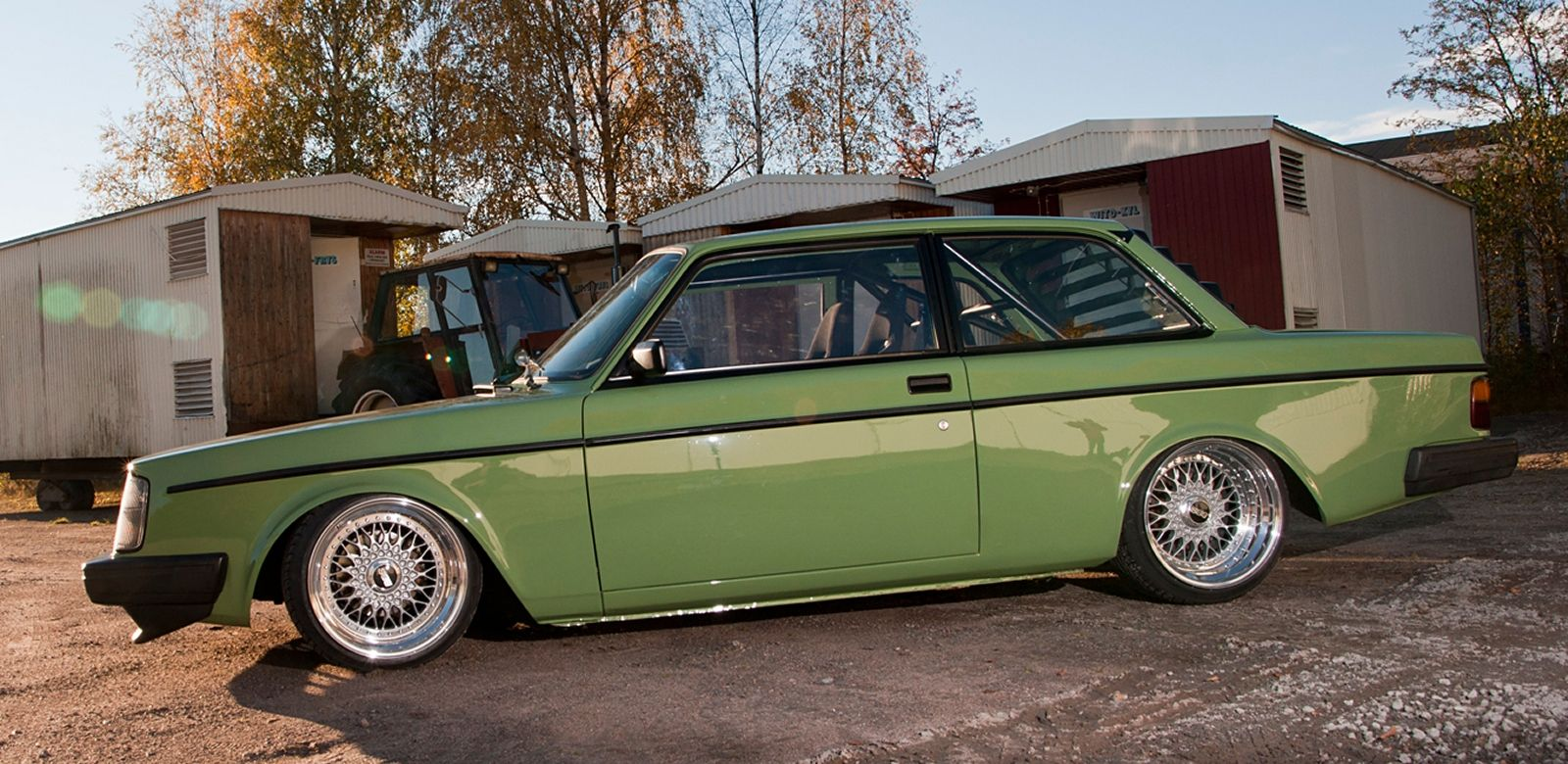 Volvo 242 Custom By Patrick Lindgren Used Daewoo Cars