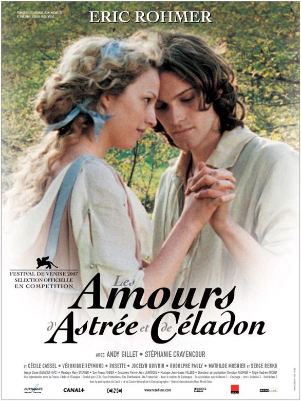 00795080photoafficheles Eric Rohmer   Les Amours dAstre et de Cladon AKA Romance of Astree and Celadon (2007)