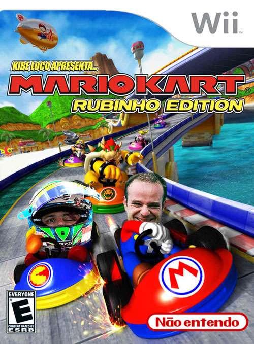 Mario Kart Rubinho Edition