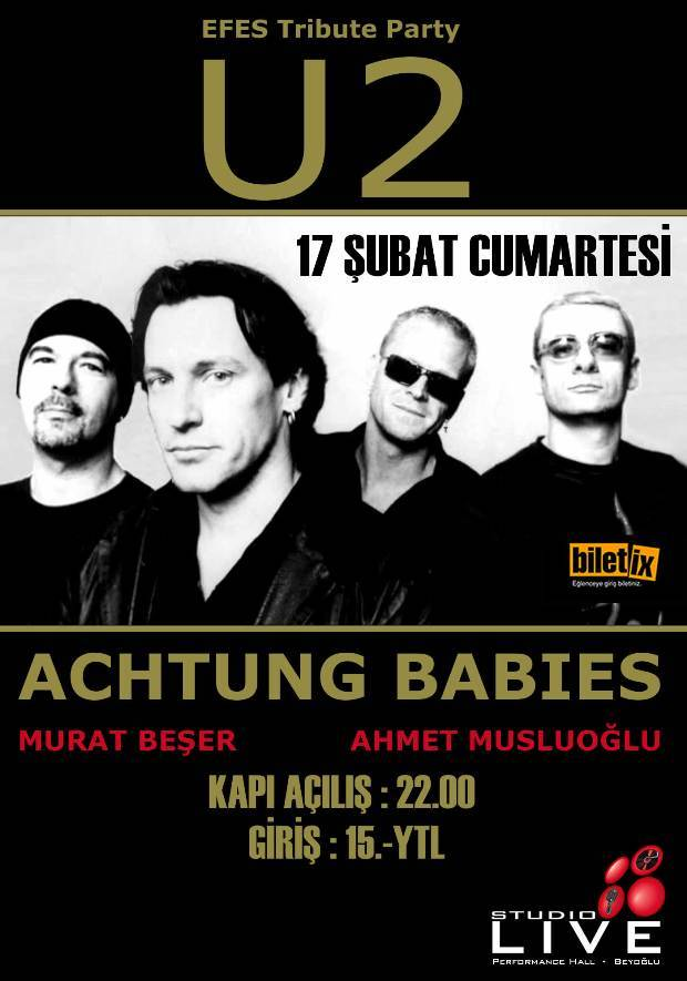 NeoDiscotheque Achtung Babies