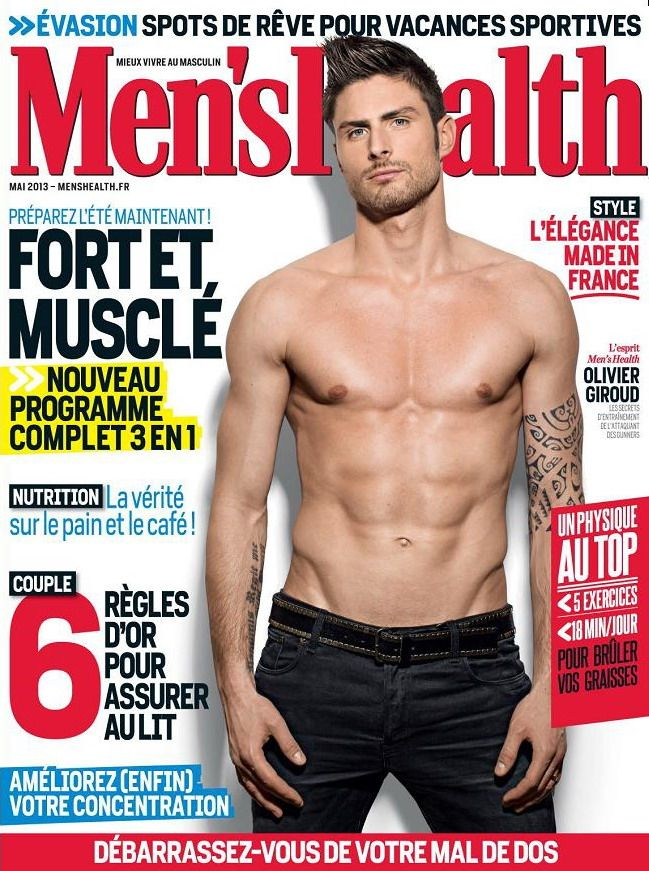 Men's Health N°52 Mai 2013