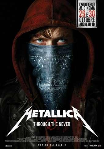 Metallica Through the Never (2013) DVD9 Copia 1:1 - ENG SUB ITA