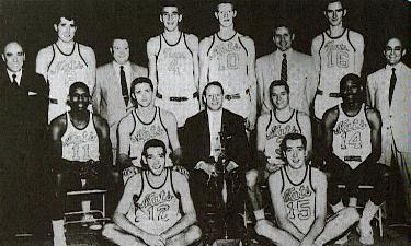 Foto do Time Campeão (1954-55)