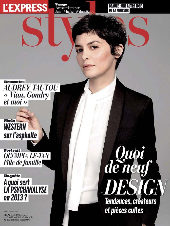 L'Express Styles N°3224 du 17 au 23 Avril 2013