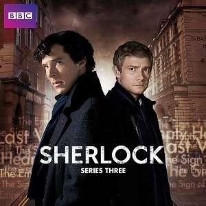Sherlock S03E01 HDTV XviD